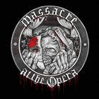 OPERA AT THE MASSACRE Cue The Slaughter album cover