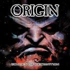 ORIGIN Echoes of Decimation album cover