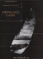 ORPHANED LAND The Beloved's Cry album cover