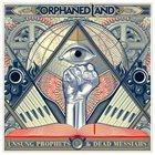 ORPHANED LAND Unsung Prophets & Dead Messiahs album cover