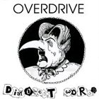 OVERDRIVE Dishonest Words album cover