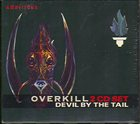 OVERKILL Devil by the Tail album cover