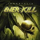 OVERKILL Immortalis album cover