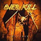 OVERKILL ReliXIV album cover