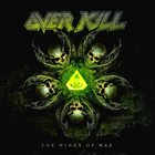 OVERKILL — The Wings Of War album cover