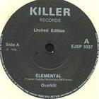 OVERKILL Elemental album cover