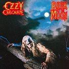 OZZY OSBOURNE Bark At The Moon album cover