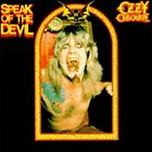 OZZY OSBOURNE Speak Of The Devil album cover