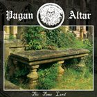 PAGAN ALTAR The Time Lord album cover