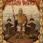 PAGAN REIGN Ancient Fortress album cover