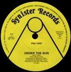 PALI GAP Under The Sun album cover