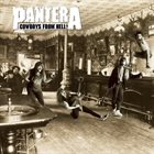PANTERA Cowboys From Hell album cover