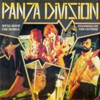 PANZA DIVISION We'll Rock The World album cover