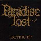PARADISE LOST Gothic EP album cover
