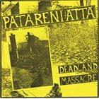 PATARENI Deadland Massacre album cover