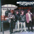 PATARENI Wow, So Pretty Boys / U.B.R. album cover