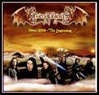 PATHFINDER Demo 2008 - The Beginning album cover