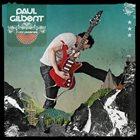 PAUL GILBERT Fuzz Universe album cover
