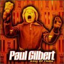 PAUL GILBERT King Of Clubs album cover