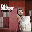 PAUL GILBERT Vibrato album cover