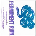 PERMANENT RUIN Demo album cover