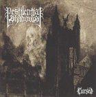 PESTILENTIAL SHADOWS Cursed album cover