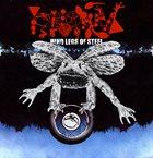 PHYLLOMEDUSA Hind Legs Of Steel (Live On WQZH Radio) album cover