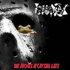 PHYLLOMEDUSA The Frogs At Crystal Lake album cover