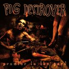 PIG DESTROYER Prowler in the Yard Album Cover