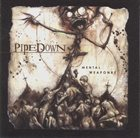 PIPEDOWN Mental Weaponry album cover