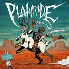 PLAINRIDE Return Of The Jackalope album cover