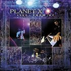 PLANET X Live From Oz album cover