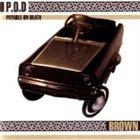 P.O.D. Brown album cover