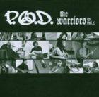 P.O.D. The Warriors EP, Volume 2 album cover