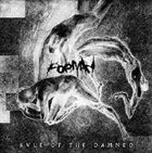 POENARI Rule Of The Damned album cover
