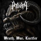 POENARI Wrath, War, Lucifer album cover