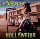 POISON Hollyweird album cover