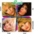 POISON Look What The Cat Dragged In album cover