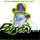 POISON Poison's Greatest Hits: 1986-1996 album cover