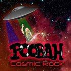 POOBAH Cosmic Rock album cover