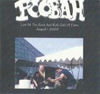 POOBAH Live At The Rock 'N' Roll Hall Of Fame album cover