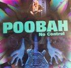 POOBAH No Control album cover