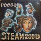 POOBAH Steamroller album cover