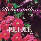 POPULAR EASY LISTENING MUSIC ENSEMBLE Relax With... album cover