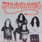 POSSESSED Victims of Death the Best of Possessed album cover