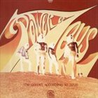 POWER OF ZEUS The Gospel According to Zeus album cover