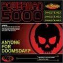POWERMAN 5000 Anyone for Doomsday? album cover