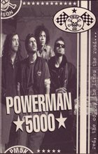 POWERMAN 5000 Red, The Colors, The Lines, The Road... album cover