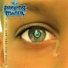 PRAYING MANTIS A Cry for the New World album cover