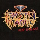 PRAYING MANTIS Keep It Alive album cover